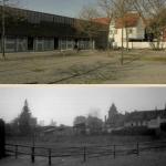 Ehemaliges Brauereigelände Eglau / Weiherhofbad (ca. 1973)