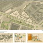 Fußgängerlandschaft Ein neuer Stadteingang für Durlach / Sinah Kaufmann