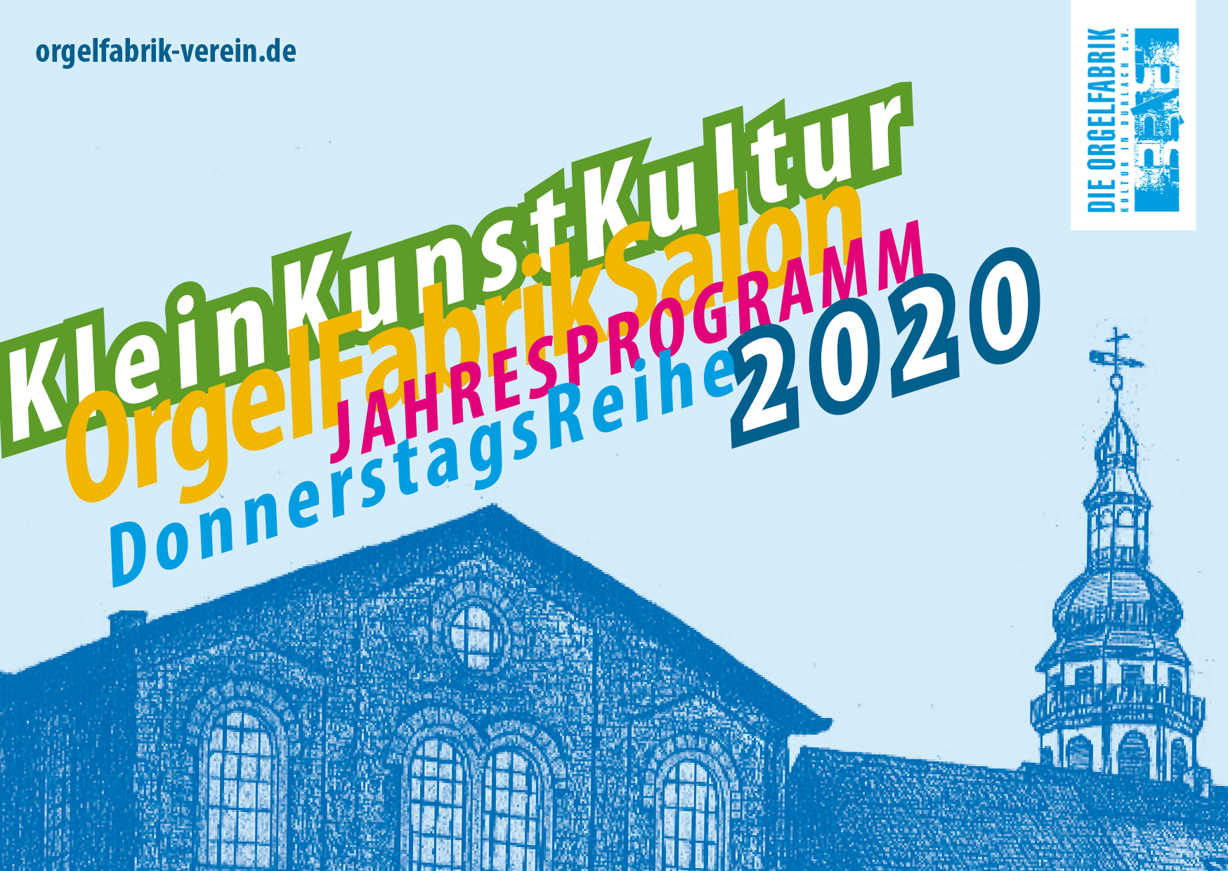 OrgelFabrikDonnerstagsReihe 2020